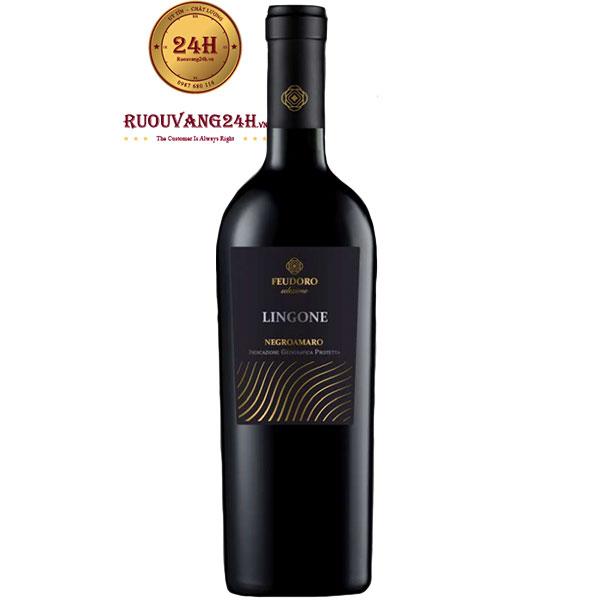 Rượu Vang Lingone Negroamaro