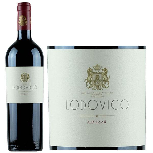 Rượu Vang Lodovico Tenuta Di Biserno