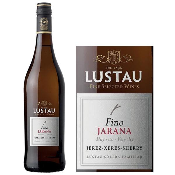 Rượu Vang Lustau Solera Familiar Fino Jarana