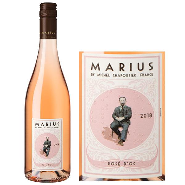 Rượu Vang Marius Rose