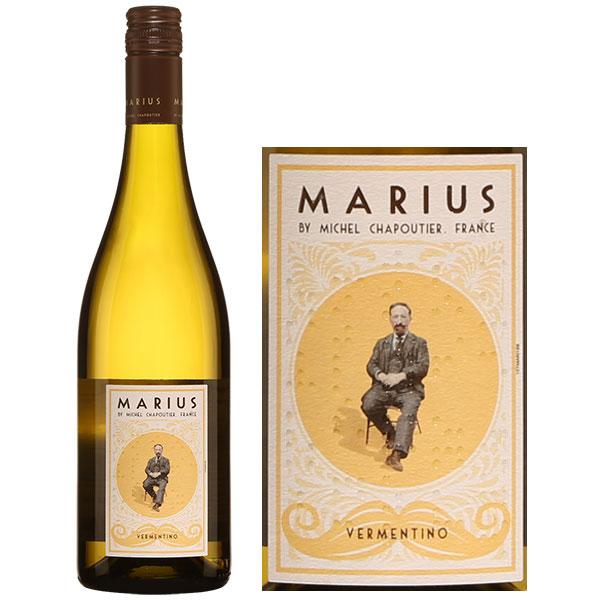 Rượu Vang M.Chapoutier Marius Vermentino