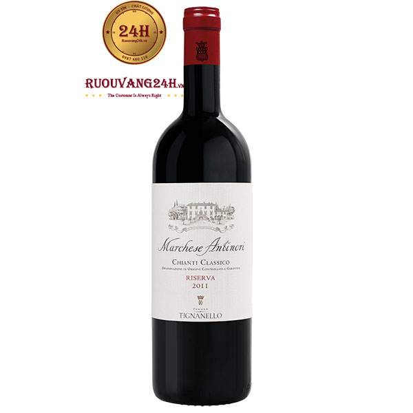 Rượu Vang Marchese Chianti Classico Riserva Tignanello