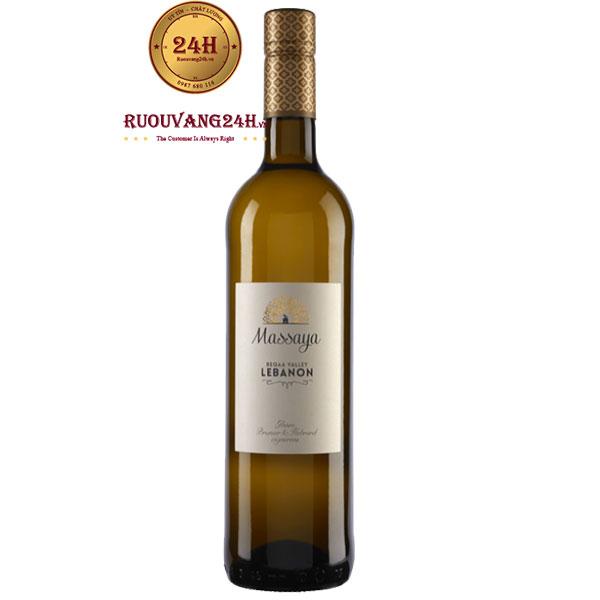 Rượu Vang Massaya Lebanon