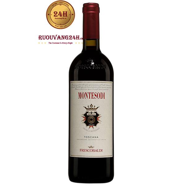 Rượu Vang Montesodi Toscana Frescobaldi
