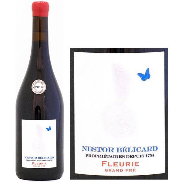 Rượu Vang Nestor Belicard Beaujolais Villages