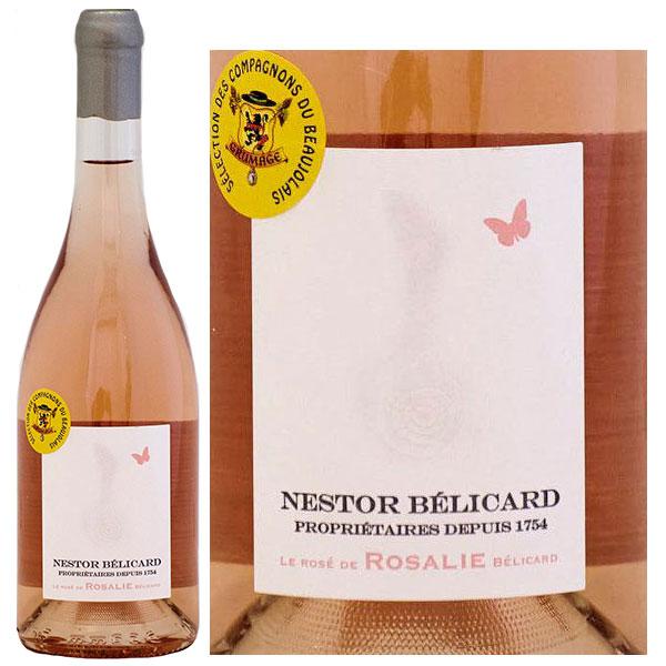 Rượu Vang Nestor Belicard Rose