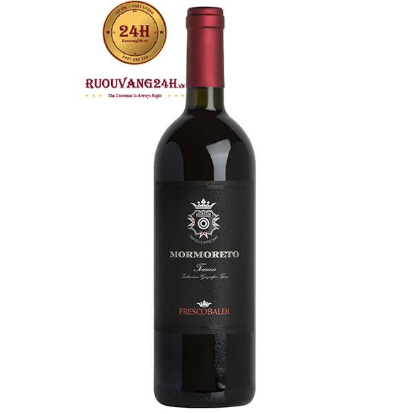 Rượu Vang Frescobaldi Nipozzano Mormoreto