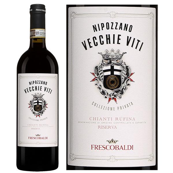 Rượu Vang Nipozzano Vecchie Viti Frescobaldi