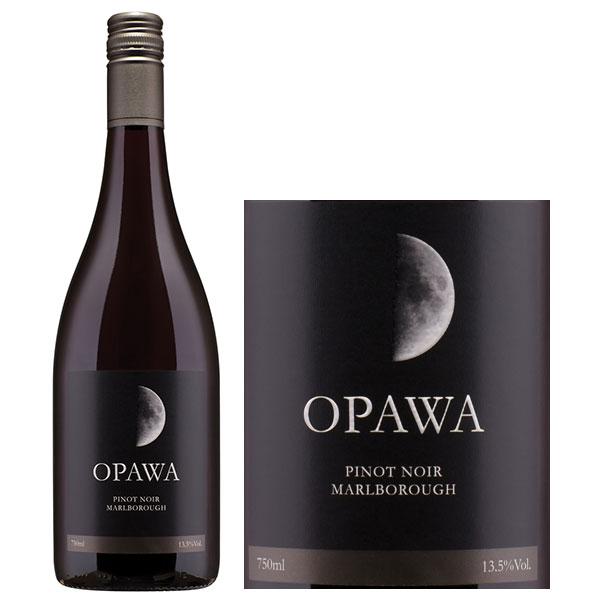 Rượu Vang Opawa Pinot Noir Marlborough