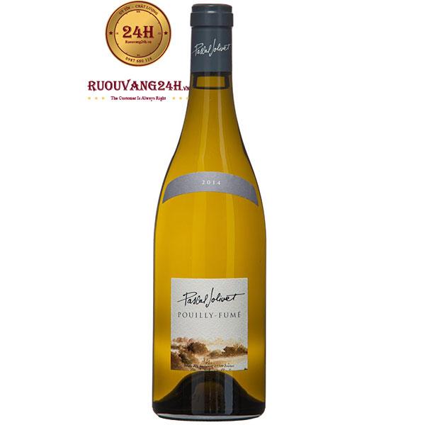 Rượu Vang Pascal Jolivet Nature Pouilly Fumé