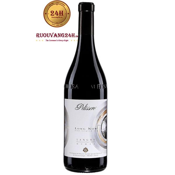 Rượu Vang Pelissero Long Now
