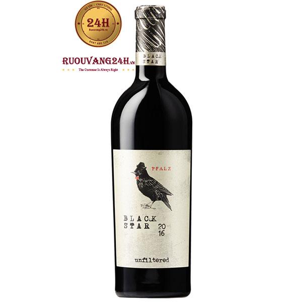 Rượu Vang Peter Mertes Black Star Paflz Unfiltered