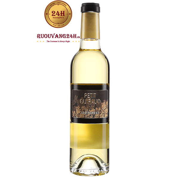 Rượu Vang Petit Guiraud Sauternes