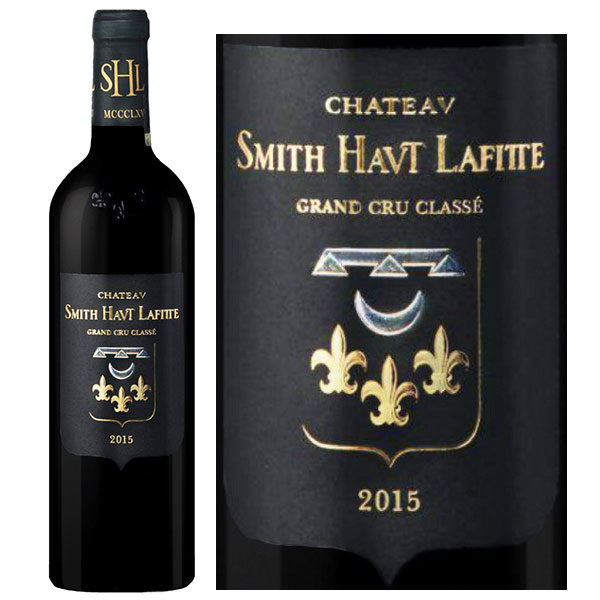 Rượu Vang Pháp Chateau Smith Haut Lafitte