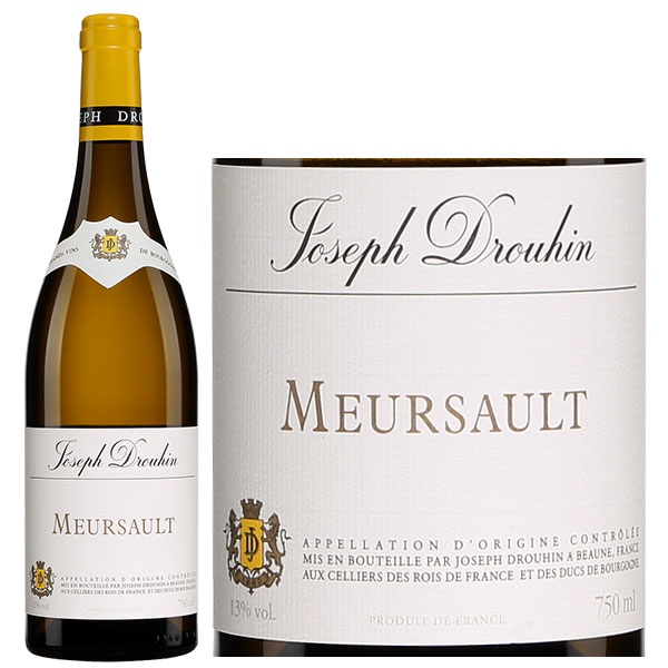 Rượu Vang Pháp Joseph Drouhin Meursault