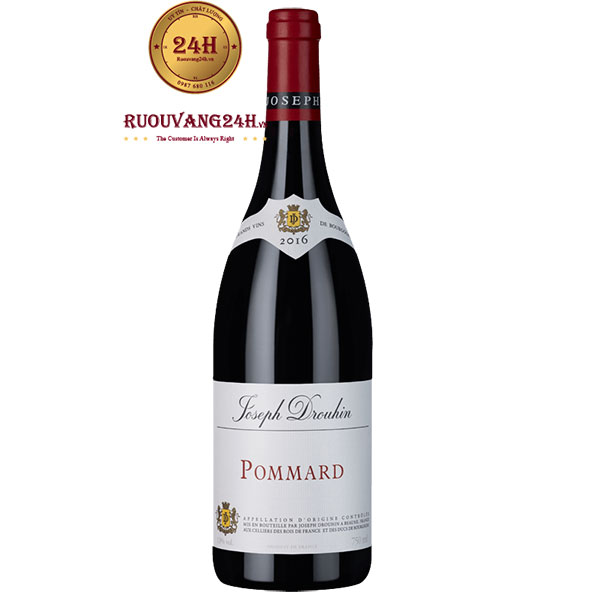 Rượu Vang Pháp Joseph Drouhin Pommard