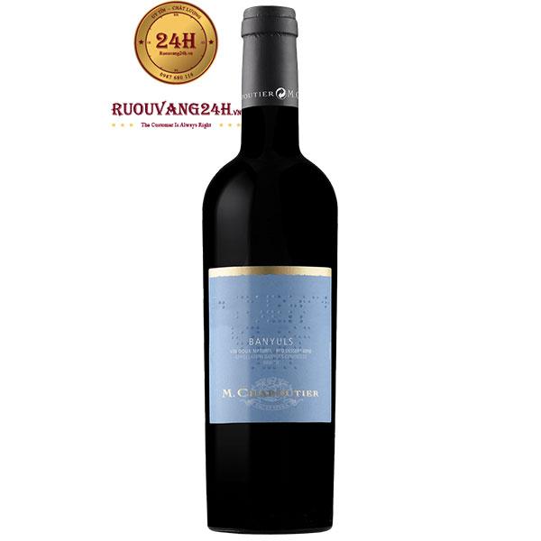 Rượu Vang Pháp M.Chapoutier Banyuls