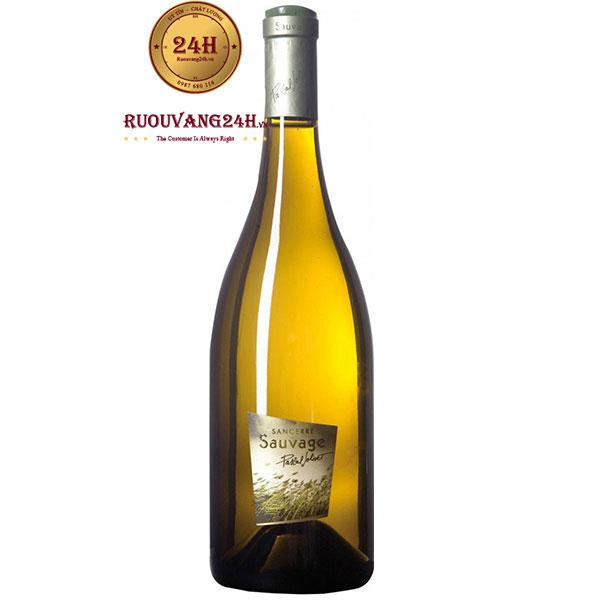 Rượu Vang Pháp Sancerre Blanc Sauvage