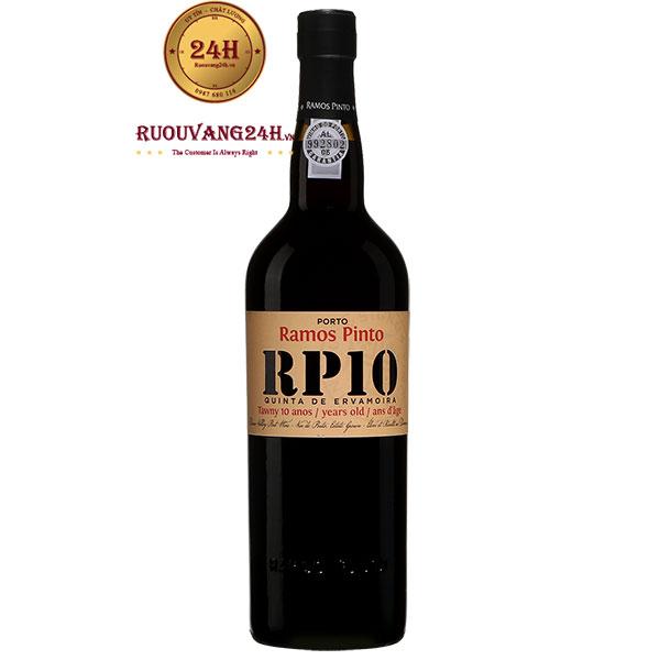 Rượu Vang Ramos Pinto 10 years Port