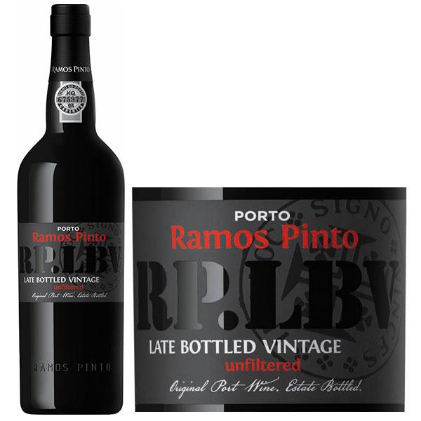 Rượu Vang Ramos Pinto Late Bottled Vintage