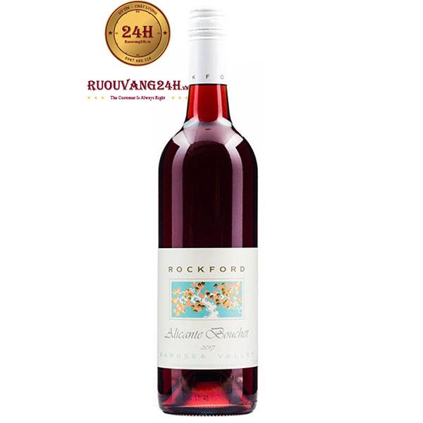 Rượu Vang Rockford Alicante Bouchet Rose