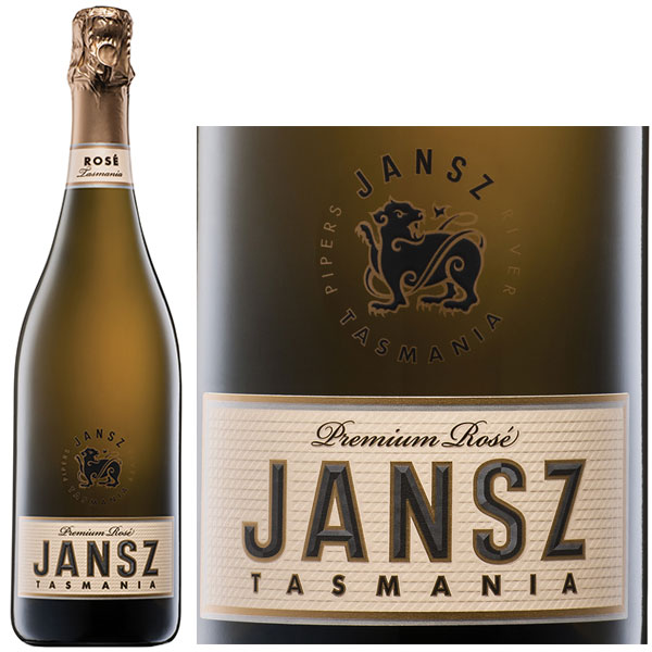 Rượu Vang Sủi Jansz Tasmania Premium Rose