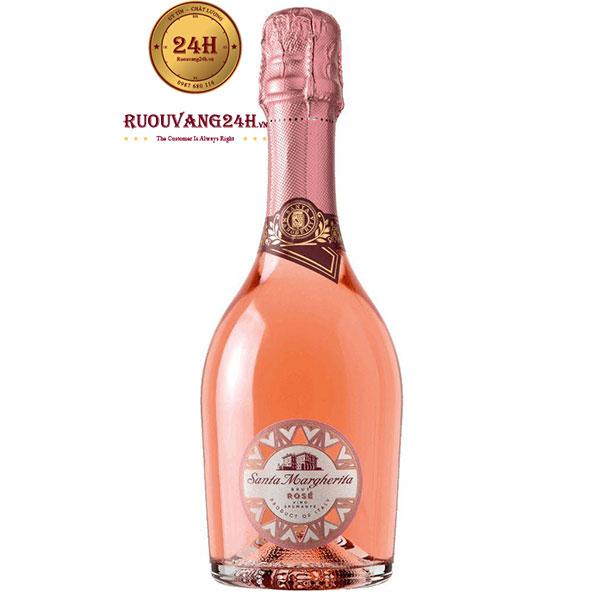 Rượu Vang Sủi Santa Margherita Brut Rose
