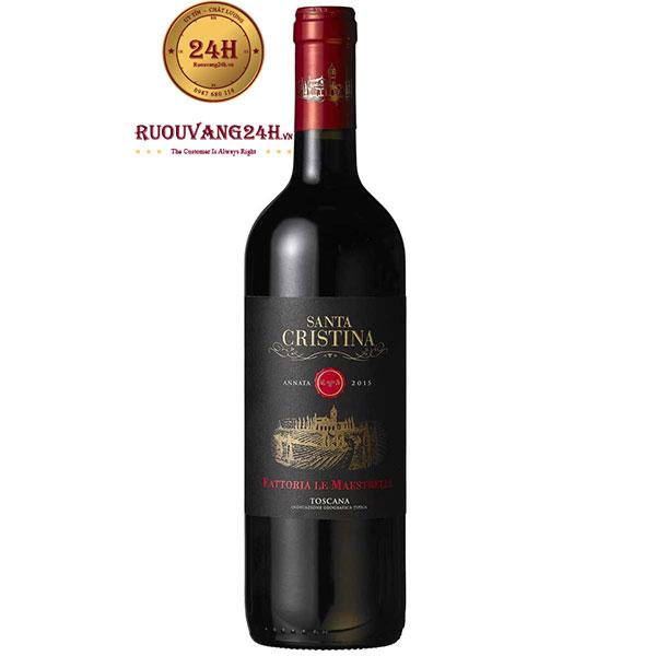 Rượu Vang Santa Cristina Fattoria Le Maestrelle Toscana