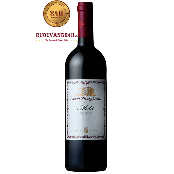 Rượu Vang Santa Margherita Merlot Veneto IGT