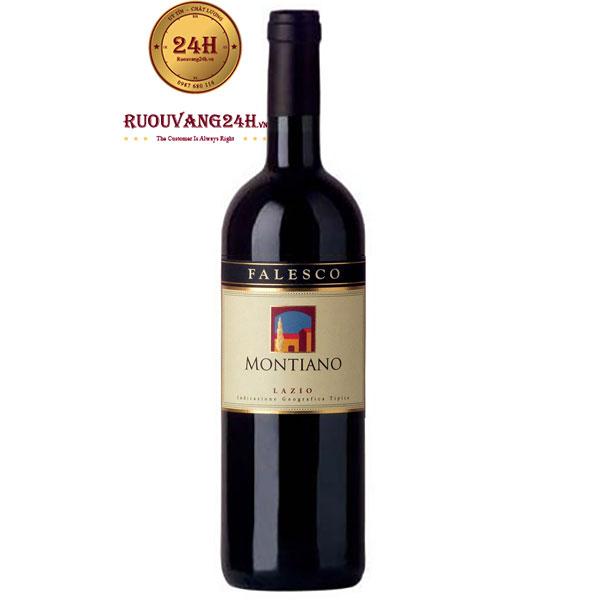 Rượu Vang Tenuta Tellus Falesco Montiano Rosso Lazio