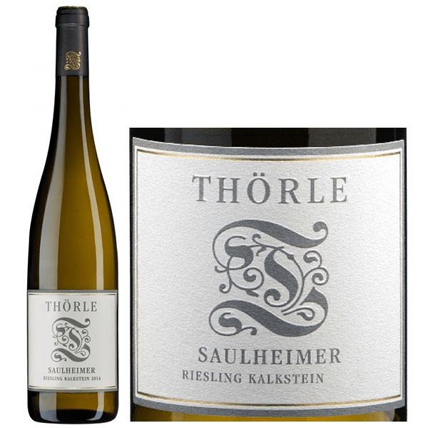 Rượu Vang Thörle Riesling Saulheim Kalkstein