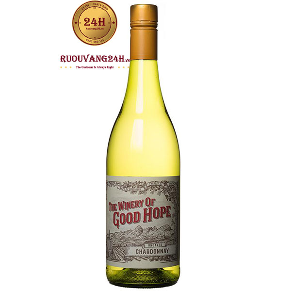 Rượu Vang The Winery of Good Hope Unoaked Chardonnay