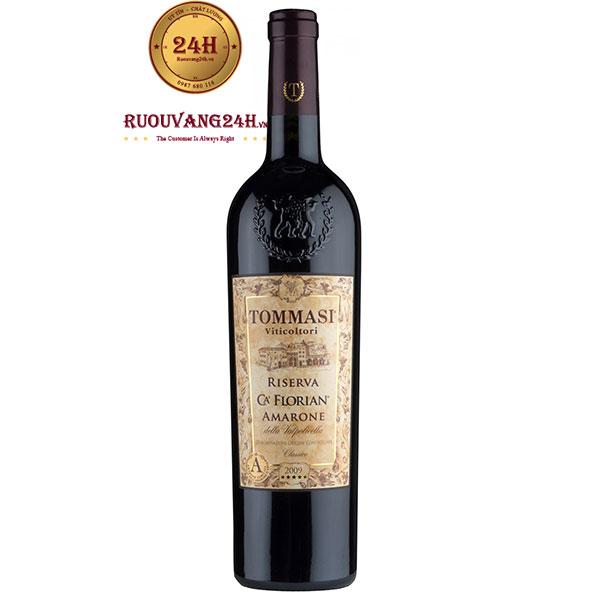 Rượu Vang Tommasi Riserva Ca Florian Amarone