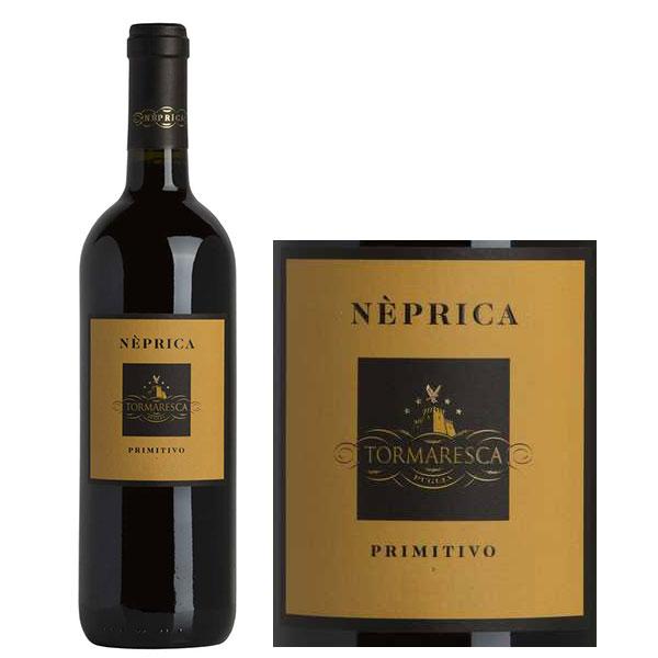 Rượu Vang Tormaresca Neprica Primitivo
