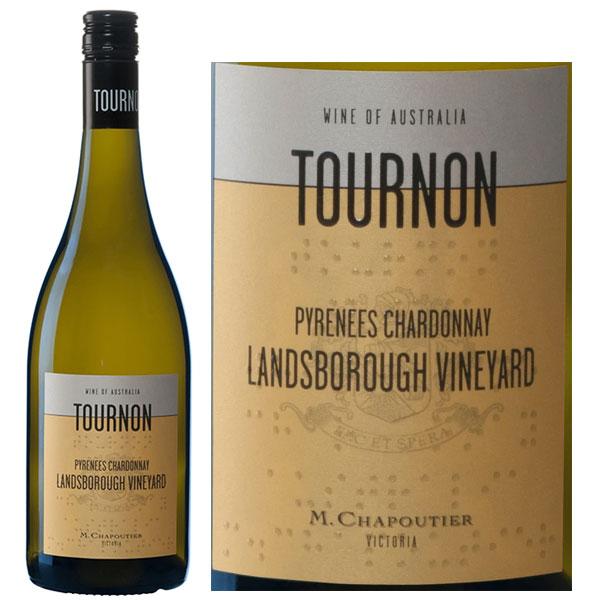 Rượu Vang Tournon Pyrenees Chardonnay Landsborough Vineyard