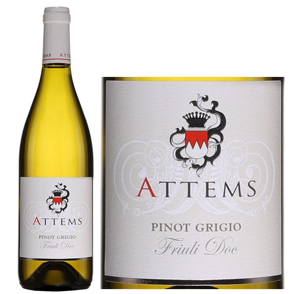 Rượu Vang Trắng Frescobaldi Attems Pinot Grigio