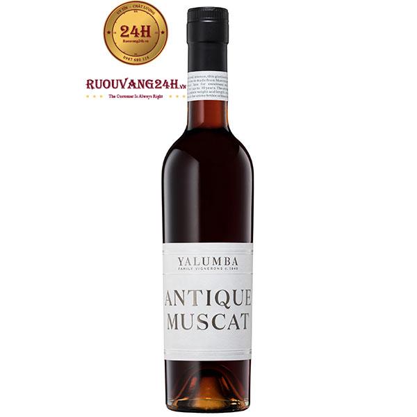 Rượu Vang Yalumba Antique Muscat