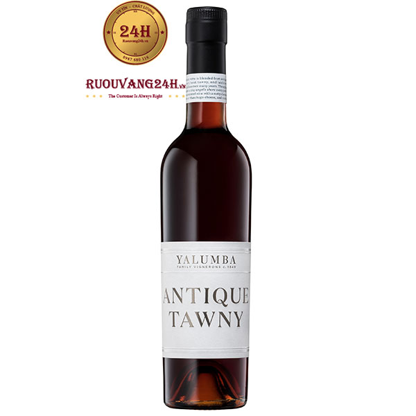 Rượu Vang Yalumba Antique Tawny
