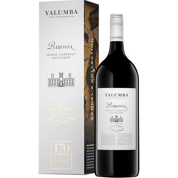 Rượu Vang Yalumba Barossa Shiraz Cabernet Sauvignon