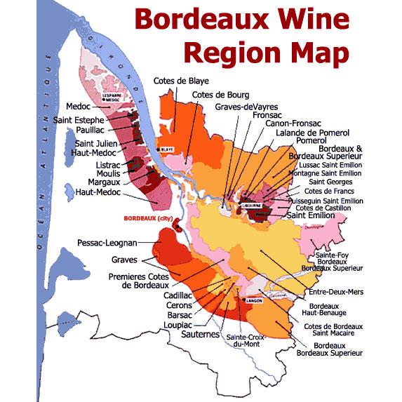 Top 10 Chai Rượu Vang Bordeaux