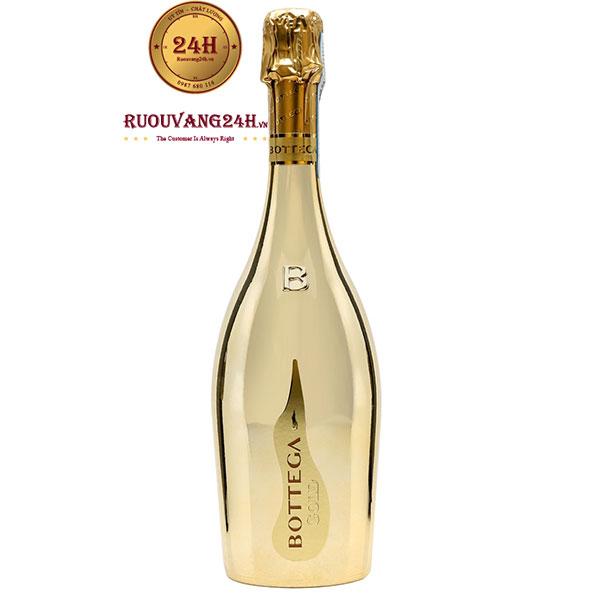 Rượu Vang Nổ Bottega Gold 3000 ML