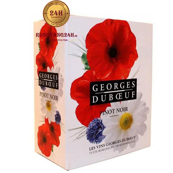 Rượu Vang Bịch Pháp Georges Duboeuf