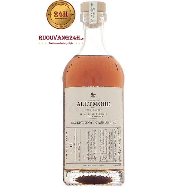 Rượu Aultmore The Chronicles Speyside Single Malt Scotch Whisky
