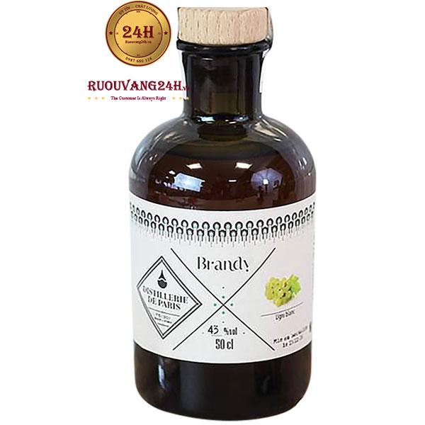Rượu Brandy Distillerie De ParisUgni Blanc