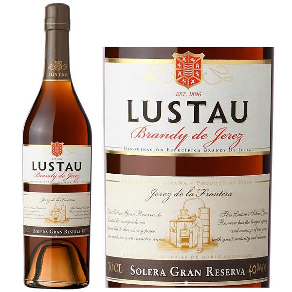 Rượu Brandy Lustau Solera Gran Reserva