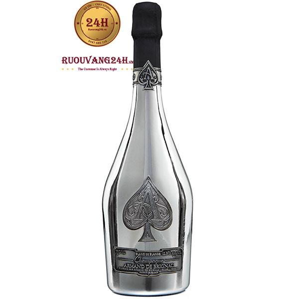 Rượu Champagne Armand De Brignac Blanc