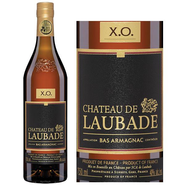RượuChateau De Laubade XO Bas Armagnac