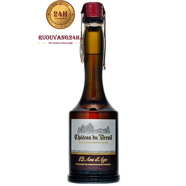 Rượu Chateau Du Breuil Calvados 12 Ans d'Age