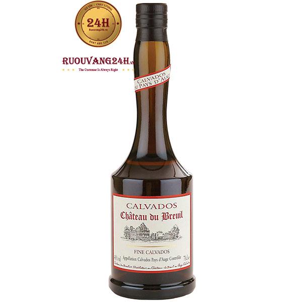 Rượu Chateau Du Breuil Fine Calvados Pays d'Auge