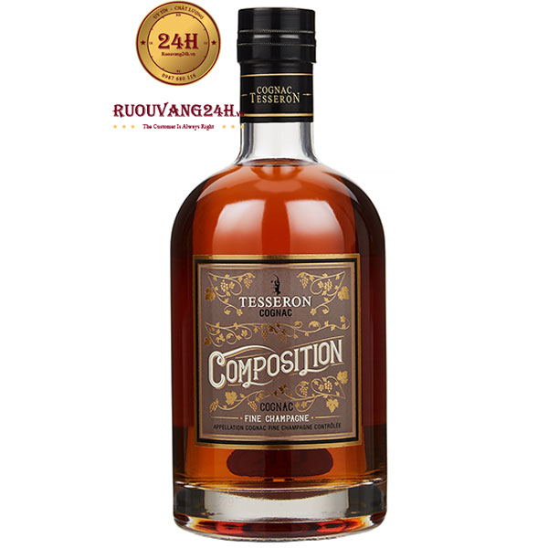 Rượu Cognac Tesseron Composition